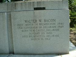 Walter Wolfkiel Bacon
