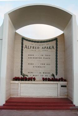 Alfred Aholo Apaka