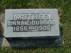 Ann Eliza <i>McBride</i> Durham
