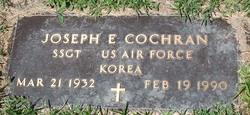 Joseph E Bud Cochran