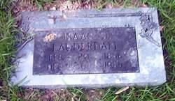 Isaac J Lauderdale