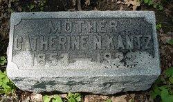 Catherine N. <i>Hill</i> Kantz