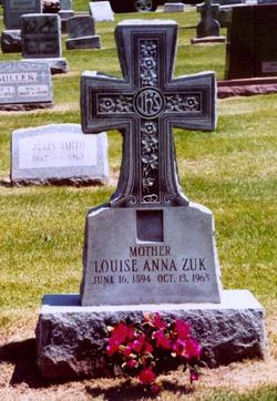 Louise Anna <i>Stypula</i> Zuk