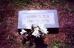 Henry George Zuk