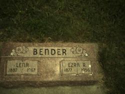 Ezra R BENDER