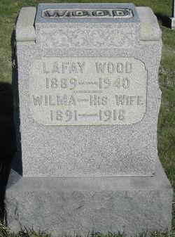 Wilma <i>Cook</i> Wood