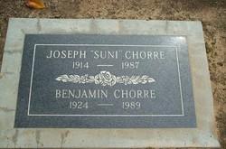 Joseph Vance Chorre, Jr