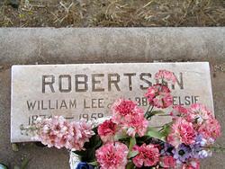 Abby Elsie <i>Wilbur</i> Robertson