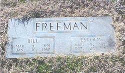 Ester Mae <i>Greensen</i> Freeman