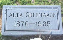 Alta Greenwade