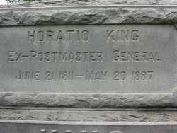 Horatio King