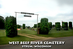 West Beef River Cemetery