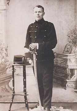 Sgt Hendricus Bartholomeus Orie
