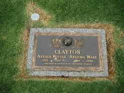 Arthur Potter Clayton