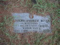 Adolph Andrew Bever