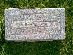 Ferdinand Amhof