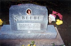 Barbara Ann Beebe