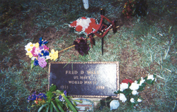 Fred Dewitt Wall