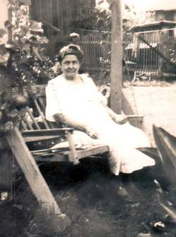 Margaret <i>Mangrum</i> Childress