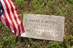 Harry Renouf Woods