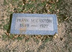 Frank Canton