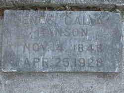 Enos Earl Calva Hanson