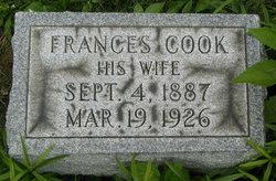 Frances <i>Cook</i> Livingood