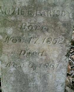 Anzie E. Larisey