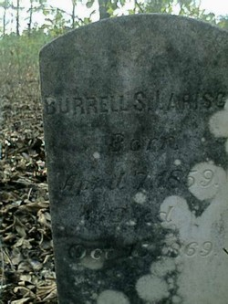 Burrell S. Larisey