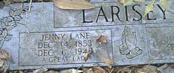 Jenny Lane Larisey