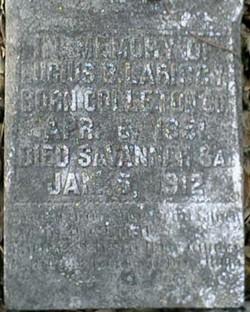 Lucius B. Larisey