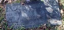 Ruth Josephine Anderson
