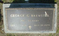 George G Brewster