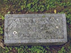 Sallie B. Johnson