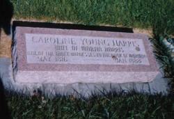 Caroline <i>Young</i> Harris