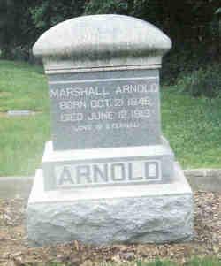 Marshall Arnold