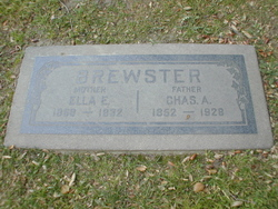 Charles A Brewster
