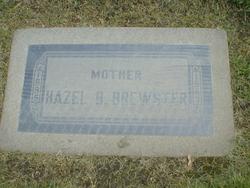 Hazel B <i>Moore</i> Brewster