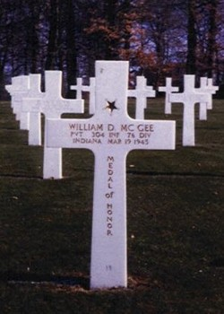 William D. McGee