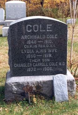 Archibald Cole