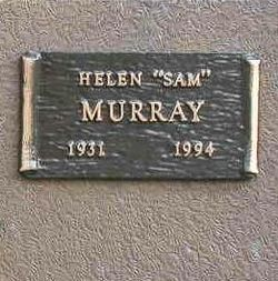 Helen Louise Sam <i>Hardy</i> Murray