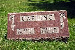 Edwin Bruce Buck Darling
