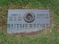 James P Jim Rutherford