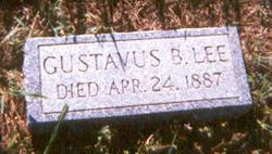 Gustavus B Lee