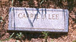 Caroline Jackson Carrie Lee