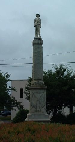 Bradley County Civil War Monument