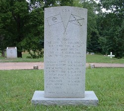 33rd Alabama Volunteers Memorial