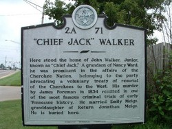 John Chief Jack Walker, Jr