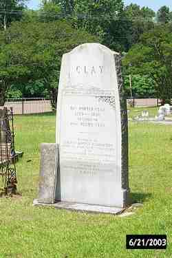 Rev Edwin Porter Clay