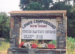 Lower Campground Cemetery